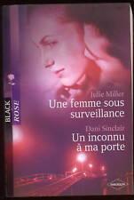 Livre Harlequin..COLLECTION BLACK ROSE..n° 53..2 Romans