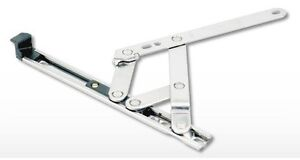 """10"""" UPVC WINDOW HINGE,HINGES,FRICTION STAYS 13MM STACK HEIGHT"""