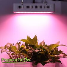 5W chips Full Spectrum 300W LED grow light Panel indoor Flower veg medical plant
