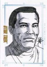 Star Trek TOS Portfolio Prints Sketch Card