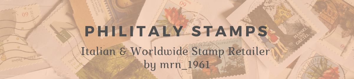 Philitaly Stamps