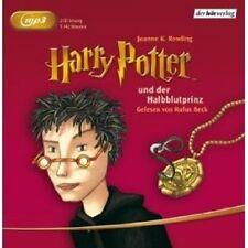HARRY POTTER UND DER HALBBLUTPRINZ 2 MP3-CD NEU