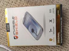 ZAGG Invisible Shield Original Screen Protector for Samsung Galaxy S3 SIII