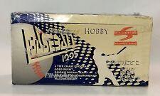 1995 Score series 2 Baseball card box 36 packs (factory sealed)