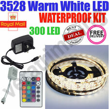 Warm White Indoor Fairy Lights 3528 LED Chip Code