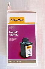 Office Max LEXPRO Color Ink Jet Cartridge PT.No. 15M0120