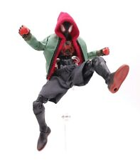 3pcs Outfit Set for Marvel Legends Miles Morales Spider Man (No Figure)
