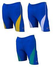 ACCLAIM Beijing Ladies Royal Blue Running Fitness Training Lycra Sports Shorts