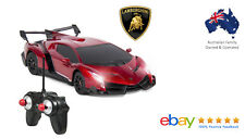 1/24 Scale Lamborghini Veneno Car RC - Radio Remote Control Sport Racing Car Red