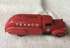 Texaco 1939 Dodge Airflow Collectors' Series #10 Locking Coin Bank ERTL 1939