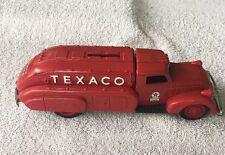 NEW Texaco 1939 Dodge Airflow Collectors' Series #10 Locking Coin Bank ERTL 1939