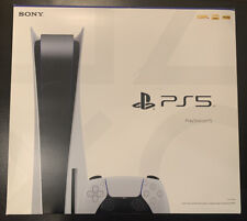 Sony PlayStation 5 Console PS5 Standard Disc Version New IN HAND Ships Fast!!!