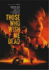 Those Who Wish Me Dead...Movie - Action, Drama, Thriller (2021)