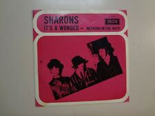 "SHARONS:It's A Wonder-Weekend In The Wood-Holland 7"" 67 Decca AT 10 278 Mono PSL"