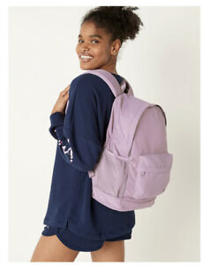 Victoria's Secret Pink Classic Lightweight Backpack in Dreamy Lilac, NWT