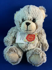 Teddy two tone light 20cm Hermann Collection original collectible German bears
