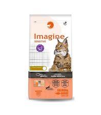 Pienso IMAGINE CAT SENSITIVE para gatos adultos con digestión sensible