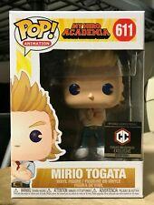 1x FUNKO POP! MIRIO TOGATA MY HERO ACADEMIA #611 CHALICE COLLECTIBLES EXCLUSIVE