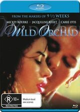 Wild Orchid (Blu-ray, 2016) Mickey Rourke - Jacqueline Bisset ( New And Sealed )