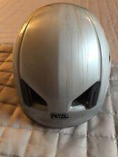Petzl climbing helmet 53-61cm meteor 3 III White