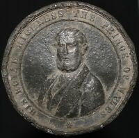 1872 | HRH Prince Of Wales Restoration To Health Medal | Medals | KM Coins