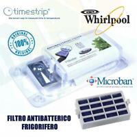 Filtro Aria Antibatterico Microban Frigorifero Whirlpool ORIGINALE Timestrip