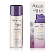 Aveeno, Absolutely Ageless, Daily Moisturizer, SPF 30, 1.7 fl oz (50 ml)