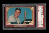 1955 Bowman BB Card #131 Willard Marshall Chicago White Sox PSA EX-MT 6 !!