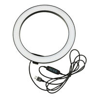 """10 """"Ring Light Selfie Light Ring 2900 5500K 120 Lampen Dimmbare Beauty Desktop"""