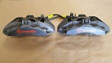 2015 2016 2017 Mustang GT Brembo Front brake calipers 6 piston 15 inch