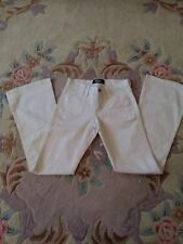 JUST USA WHITE JEANS SIZE 0