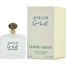 Acqua Di Gio by Giorgio Armani EDT .17 oz Mini