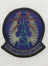 Usaf Air Force Patch: 35th Communications Squadron - subdued