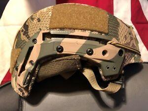 Team Wendy HIGoperator Helmet airsoft opscore MULTICAM Helmet