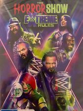 WWE THE HORRORSHOW AT EXTREME RULES DVD BRAND NEW!