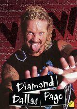 Diamant Dallas Seite,1998 Topps Wcw / Nwo Wrestling Sticker / Card #S2. Gratis
