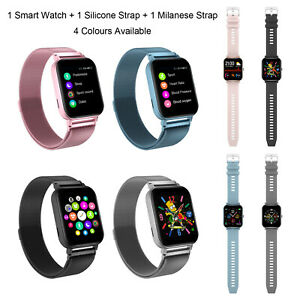 Smart Band Watch Men Women Fitness Tracker For Android Samsung Huawei iOS iPhone