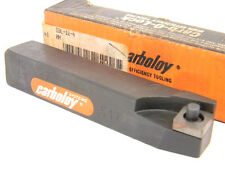"NEW SURPLUS CARBOLOY 3/4"" SHANK SBL 12-4 TURNING TOOL HOLDER SNMG 432"