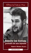 Ernesto Che Guevara: Preludio de Una Leyenda (Paperback or Softback)