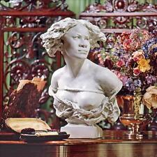 La Négresse Captive Bust Jean Baptiste Carpeaux Replica Sculpture - Large