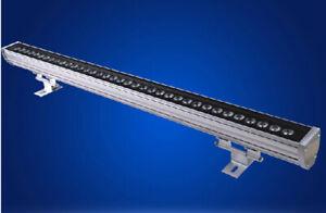 NEW 36W LED Wall Wash Light Outdoor Flood Lamp Washer Lighting Bar AC85-265v