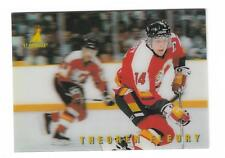 1996-97 McDONALD'S PINNACLE ICE BREAKERS # 15 THEOREN FLEURY !!