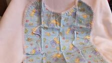 "ADULT BABY SISSY 24""X 36"" VINYL LINED BIB ANIMALS"