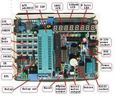 51 serials Microcontroller Training ,Study , Experiment MCU 89C52/51-B-C U01