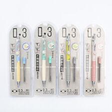 1 Set Fashion 0.3mm Mechanical Pencil + Pencil Lead Office School Supplies
