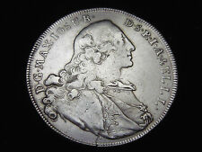DL. Bayern, Konventionstaler, 1760, Maximilian-Josephs, Silber.! orig.! ss/vz.!