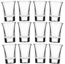 24 Schnapsgläser 5cl Likörgläser Schnapsglas Pinnchen Whiskey Vodka Shot Gläser