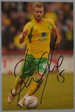 David Fox Signed (Norwich)