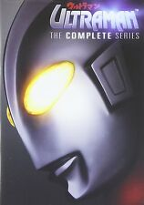 Ultraman: The Complete Classic Japanese TV Series Boxed DVD Set NEW!