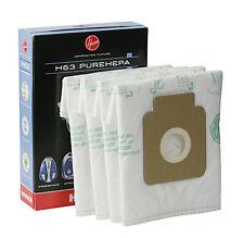 ORIGINALE HOOVER H63 Purehepa Microfibra Sacchetti per aspirapolvere